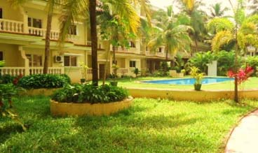 Serviced Apartments : 1 and 2 bedroom apartments for holiday in Goa