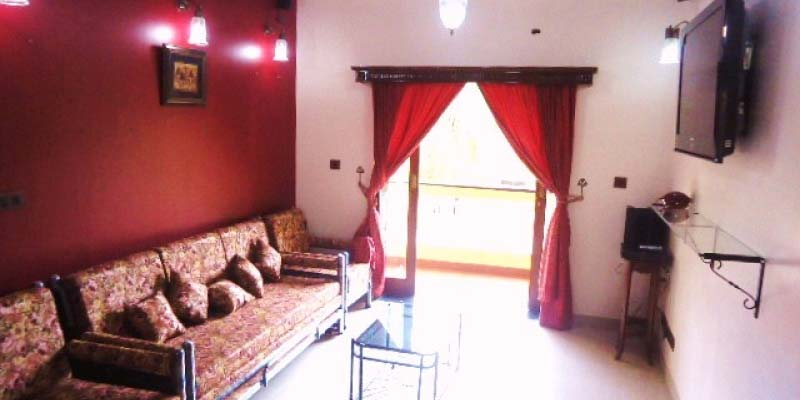 1,2BHK Apartment Varca Goa