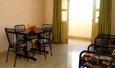 Serviced Apartments : 2, 3 and 4 bedroom apartments for holiday in Goa