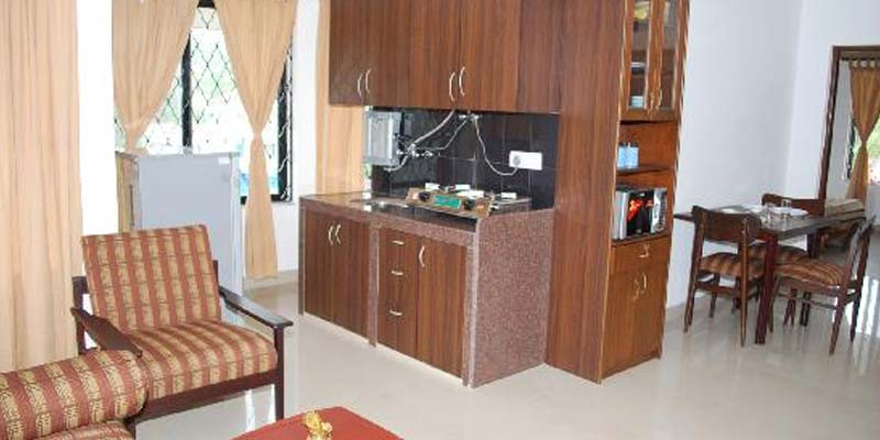 1,2BHK Apartment Bogmallo Goa