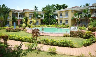Serviced Apartments : 1 bedroom apartments for holiday in Goa
