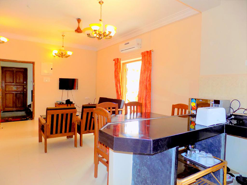 2BHK Apartment Candolim Goa