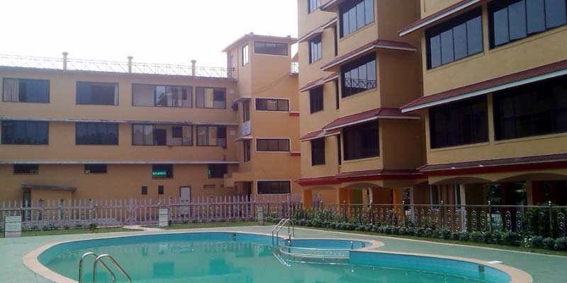 2bhk Apartment Vagator Goa