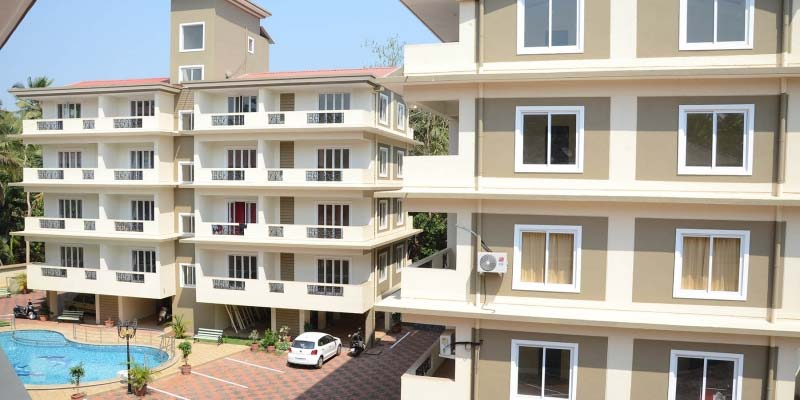 2BHK Apartment Varca Orlim Goa