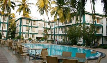 Serviced Apartments : 2 and 3 bedroom apartments for holiday in Goa