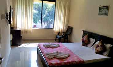 Serviced Apartments 2 bedroom apartments for holiday in Goa at vagator